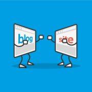 تفاوت وبلاگ با سایت