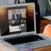 وب سایت شخصی احمد نباتی