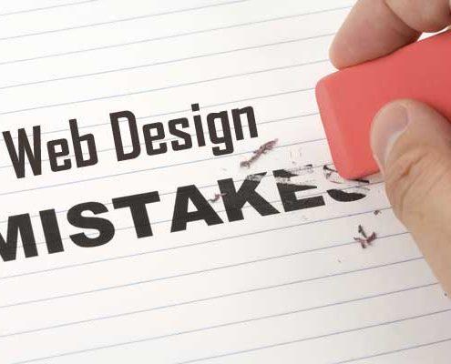 راه اندازی وب سایت و 5 اشتباه بزرگ در آن